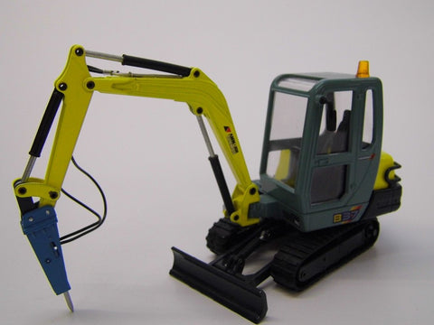 Cimodels 1:32 scale Beacon for Britains JCB 3CX Joal Yanmar excavator model c irwin models