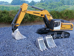 Cimodels 1:50 scale model excavator digger bucket to fit Doosan, WSI Liebherr 970 Diecast Masters Cat C Irwin Models