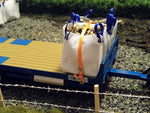 Cimodels 1:32 1 ton bulk bag kane trailer for diorama