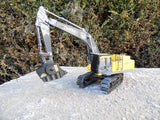 Cimodels 1:50 scale Crusher Bucket to fit the Ertl John Deere, Hitachi model Excavator