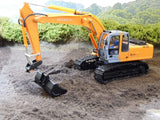 Cimodels 1:32 scale excavator bucket for Ros Hitachi, New Holland, JCB JS330, Britains JCB 220X excavators