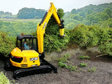 Cimodels saw head to fit Britains JCB 86c1, 3CX 8060 Excavator digger