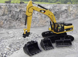 Cimodels bucket set and hitch for 1:50 scale Diecast Masters Cat 340D excavator