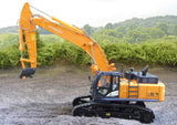 Cimodels 1:50 scale 40+ Ton Hitch to suit TMC Hitachi Excavators