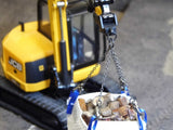 Cimodels 1:32 Lifting chain for Britains JCB Excavators for diorama