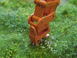 Cimodels 1:50 scale tilt hitch kit for Diecast Masters and Hitachi Excavators