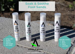 Foot Sands Fun Pack