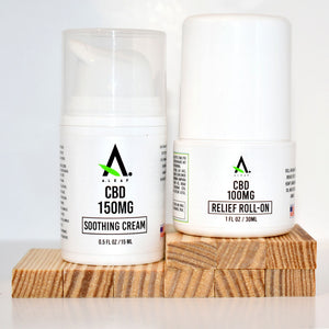 CBD mini cream / roll-on