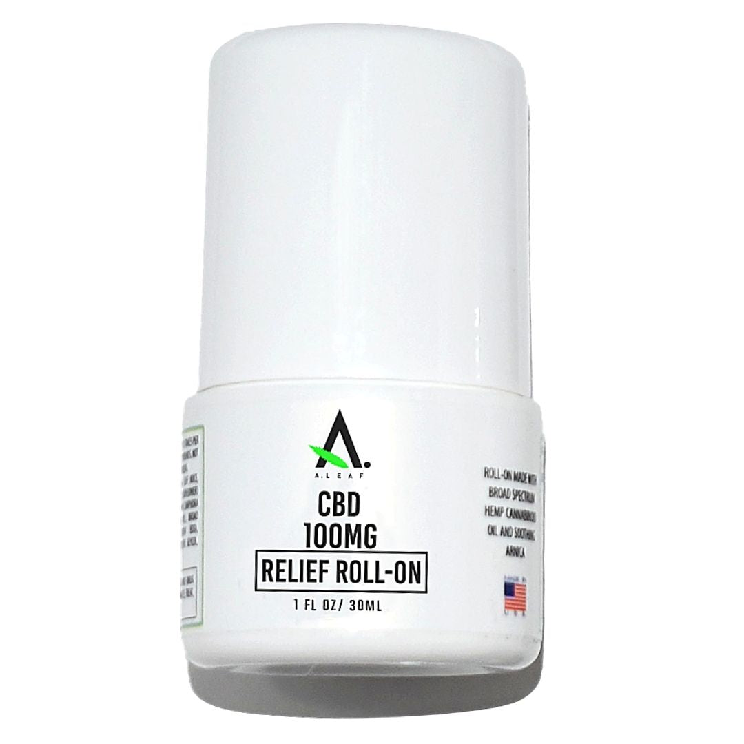 Travel-Size CBD Relief Roll-On