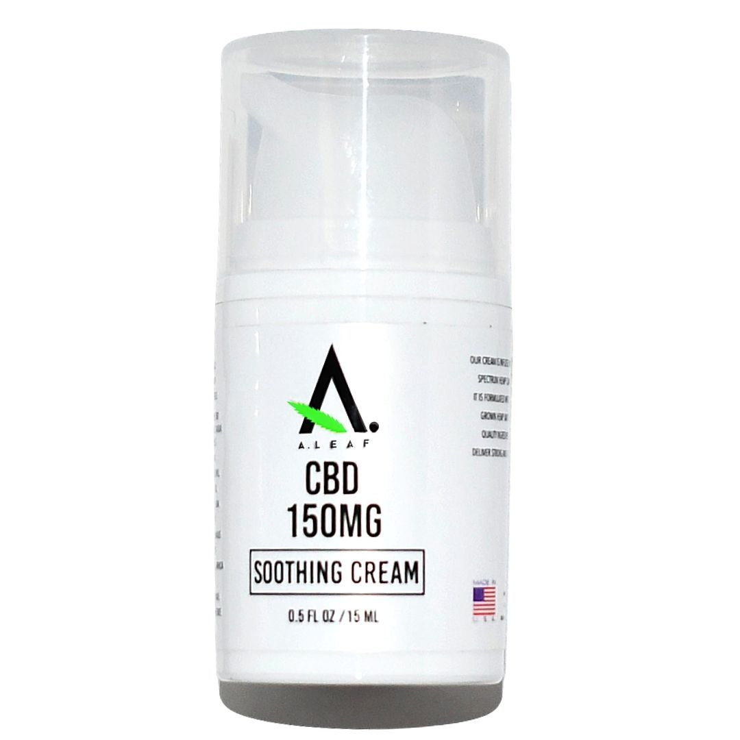 Travel-Size CBD Soothing Cream | Pain Cream