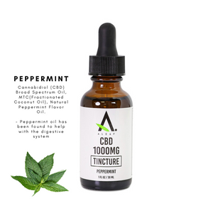 Travel-Size Tincture Oil Drops