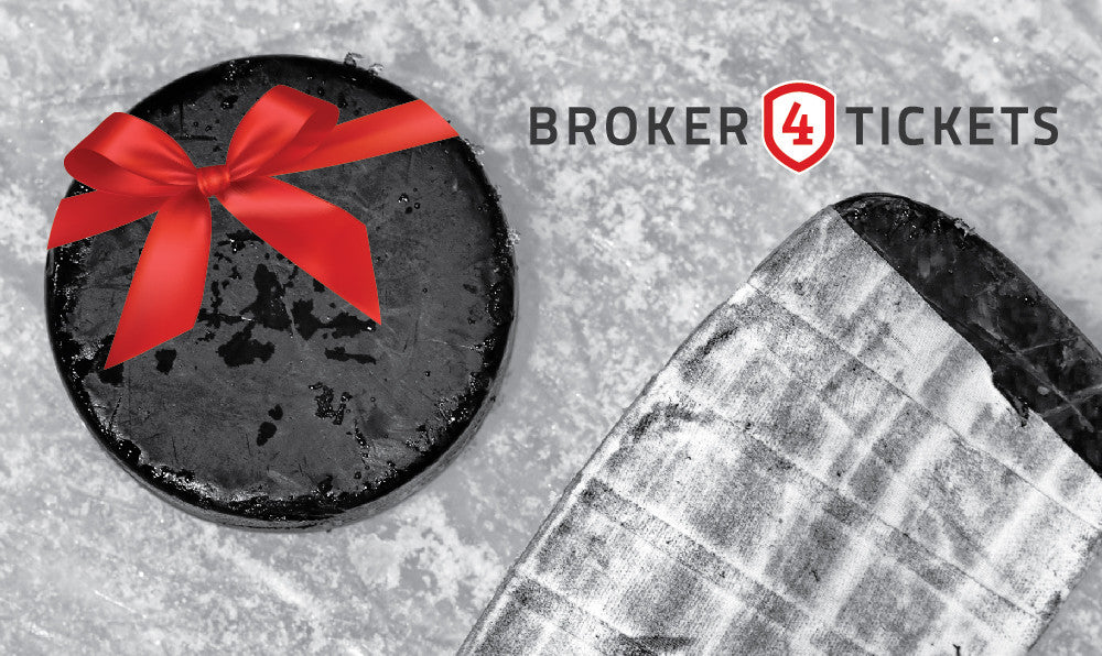 Broker4Tickets Christmas Gift Card