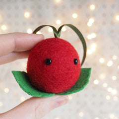 Christmas Cranberry Tree Decoration