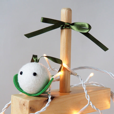 Mistletoe Tree Decoration