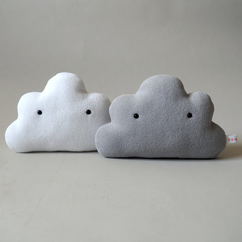 Naked Cloud in Stormy (grey)