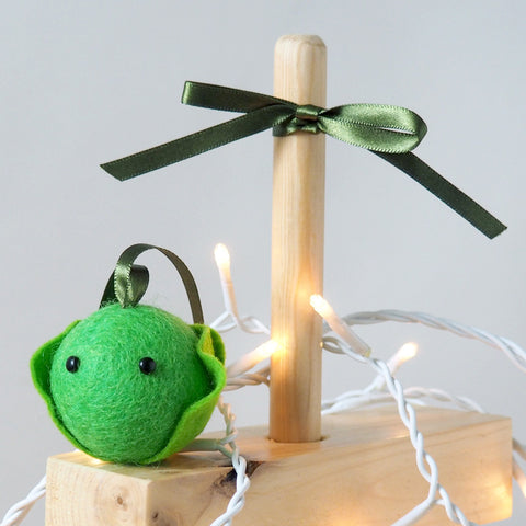 Christmas Sprout Tree Decoration