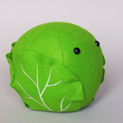 Christmas Sprout Doorstop