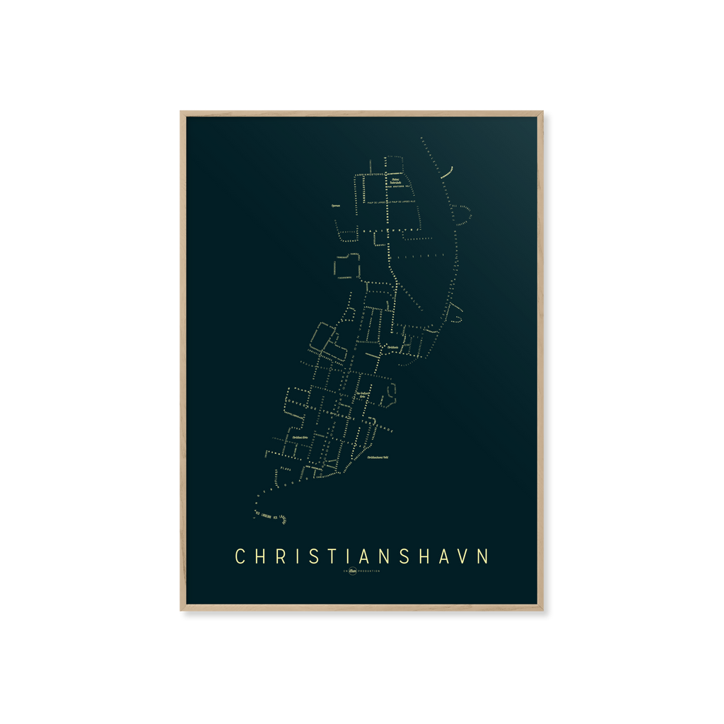 Christianshavn I - Nat