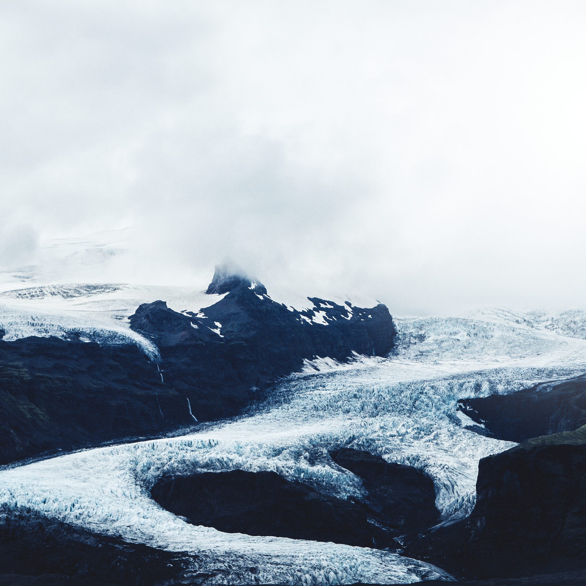 Icelandic Stories - Glacier