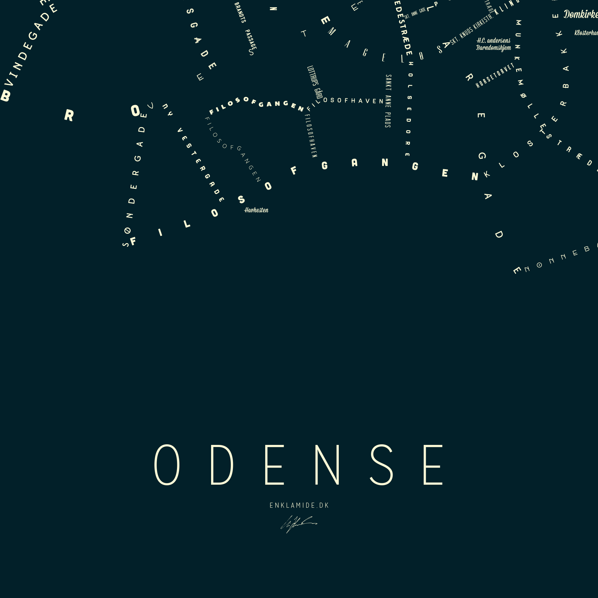 Odense III - Nat