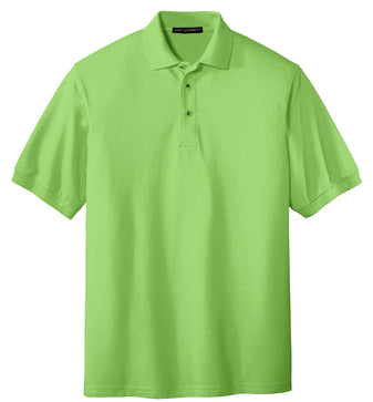FPA SHORT SLEEVE POLO SHIRTS WITH LOGO