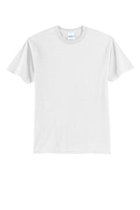 SHORT SLEEVE POLY/COTTON T-SHIRT
