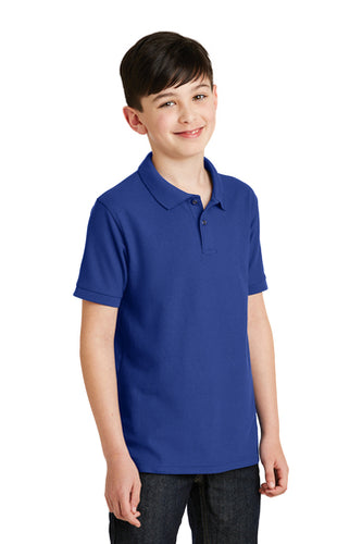 EAST HARLEM SCHOLARS ACADEMY II, MADISON AVE-SHORT SLEEVE POLO SHIRTS/PREK-4TH GRADE ONLY