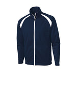 Load image into Gallery viewer, CSA TRACK JACKET (JST90) WITH SCHOOL LOGO(this item cannot be returned or exchanged)