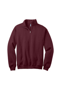 SCHOOL IN THE SQUARE 8TH GRADE  1/4 ZIP PULLOVER SWEATSHIRT