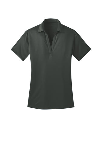 GILROY MIDDLE SCHOOL 6-8 SHORT SLEEVE POLO SHIRTS-LADIES CUT with LOGO-THIS ITEM CANNOT BE RETURNED