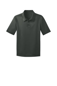 HOLLISTER PREP MIDDLE SCHOOL 6-8 SHORT SLEEVE POLO SHIRTS