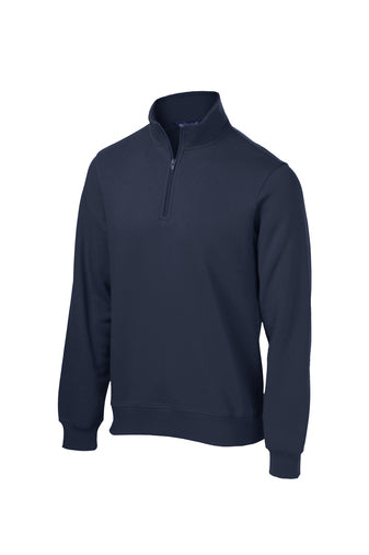 AHN HIGH SCHOOL NAVY 1/4 ZIP SWEATSHIRT