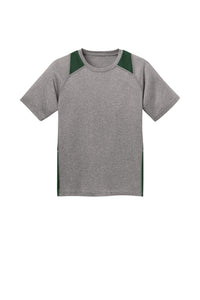 ST. JUDES K-5 DRI-FIT PE SHIRT