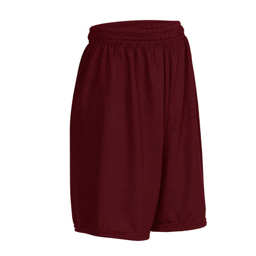 ST. GREGORY'S WINE PE MESH SHORTS