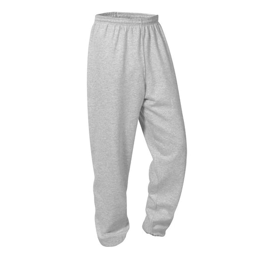 SWEATPANTS-GREY, NO LOGO
