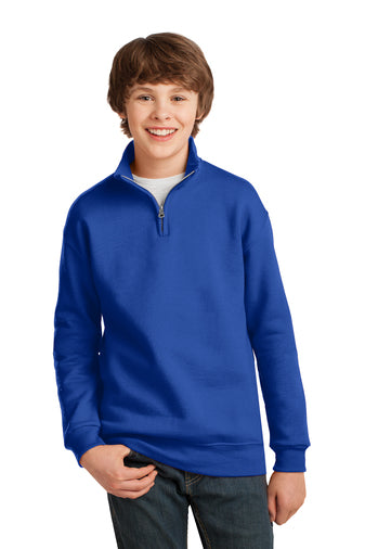 EAST HARLEM SCHOLARS ACADEMY II MIDDLE SCHOOL 1/4 Zip Sweatshirt/5TH -8TH GRADE