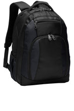Load image into Gallery viewer, HOLLISTER PREP MIDDLE SCHOOL BLACK BACK PACK WITH LOGO (BG205)