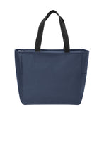 Load image into Gallery viewer, GILROY NAVY TOTE BAGS (BG410) w/logo