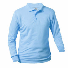Load image into Gallery viewer, TEP LONG SLEEVE MIDDLE SCHOOL POLO