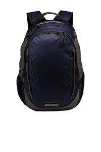 WATSONVILLE NAVY BLUE BACK PACK BG208 w/logo