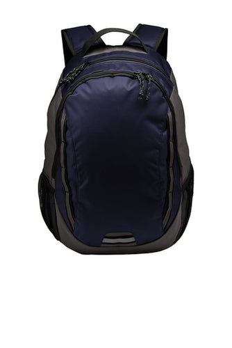 HOLLISTER GRADES K-5 NAVY BLUE BACK PACK (BG208) w/logo