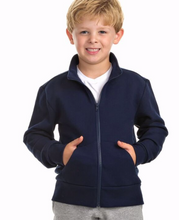 Load image into Gallery viewer, CONEY ISLAND PREP ELEMENTARY  FULL ZIP SWEATSHIRT