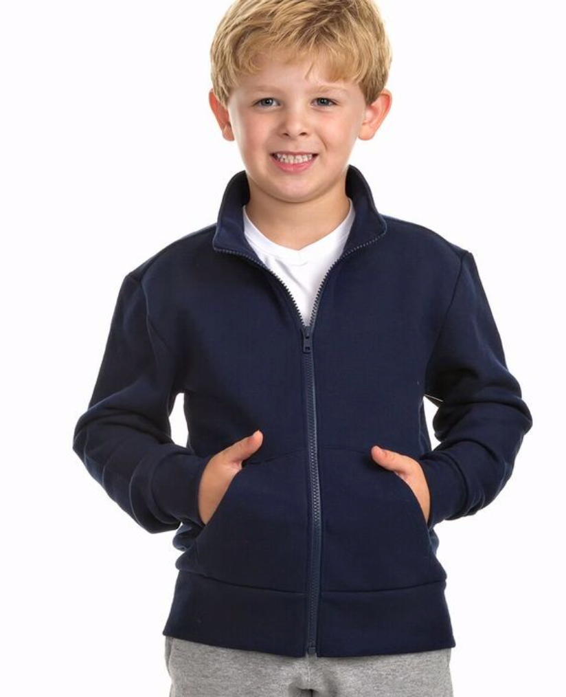 CONEY ISLAND PREP ELEMENTARY  FULL ZIP SWEATSHIRT