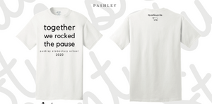 PASHELY PRIDE T-SHIRTS