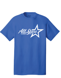 ALLSTARS SHORT SLEEVE COTTON T-SHIRT