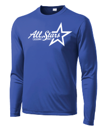 ALLSTARS L/S DRI FIT