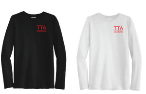 Troy Teachers Association DriFit Long Sleeve