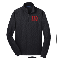 Troy Teachers Association Fleece 1/4 Zip (F295)