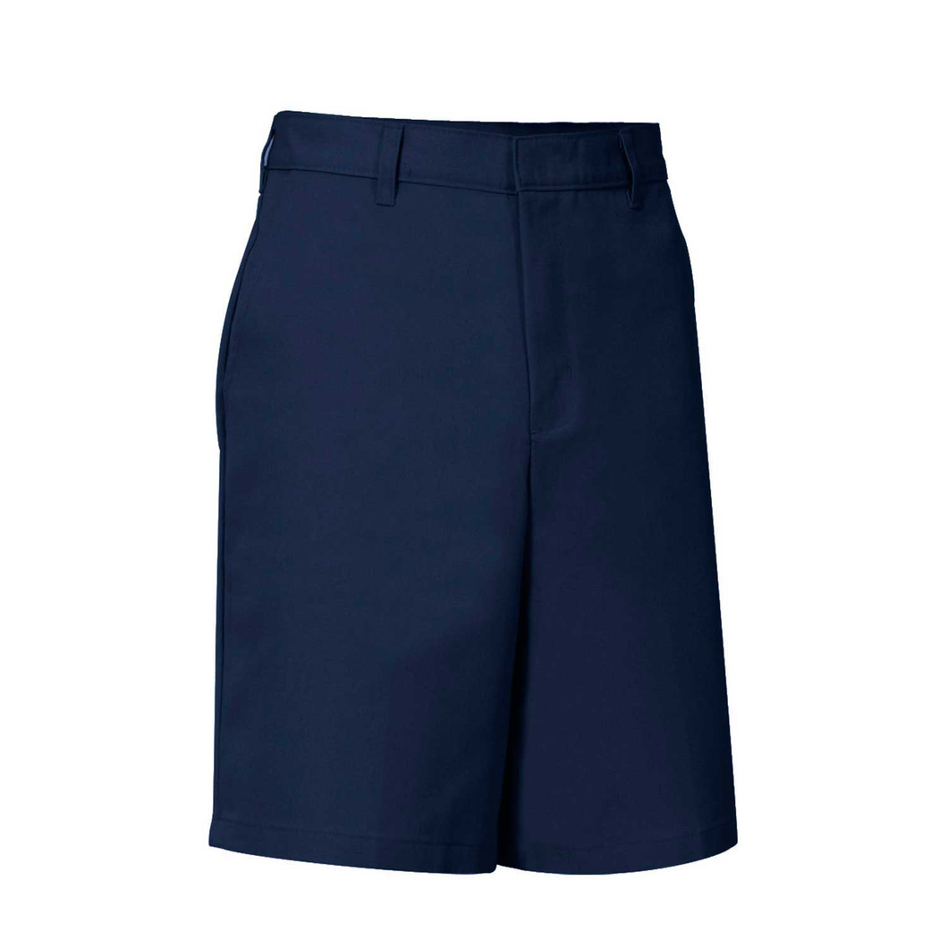 NAVY DRESS SHORTS