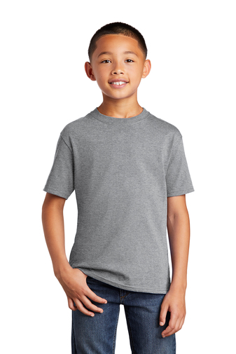 ST. GREGORY'S GREY PE T-SHIRTS